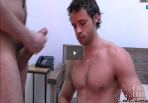 The Cum Shot Heard Around The World – Esteban Orive & Nate Grimes