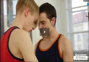 Cardio and Cum – Vitali Kutcher & Marcel Boyle