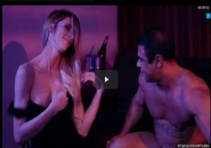 Some TS Like It Hot – Scene 2 – Casey Kisses & Draven Navarro