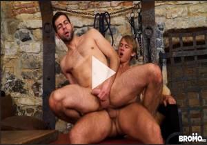 Locked Up Fucked Hard – Christian & Brad