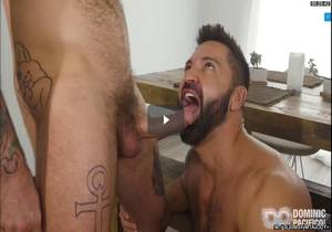 Tatted Ryan Takes Me On – Ryan Powers & Dominic Pacifico