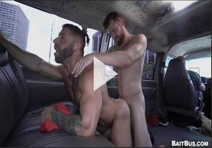 Eddy CeeTee Takes A Big Dick Up His Ass – Jacob Peterson & Eddy