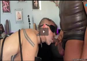 Ryan Spade & Angel Russo – Bound in Latex
