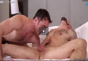 Hotel Room Hook Up – Michael Boston & Bo Baxxter