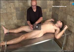 James Oiled and Stroked
