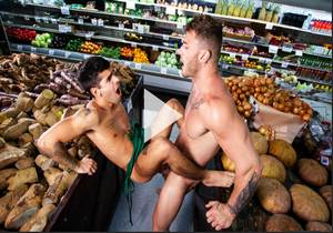Clean Up on Aisle 69 – William Seed & Ty Mitchell