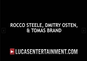 rocco Steele's Breeding Party – Dmitry Osten, Rocco Steele & Tomas Brand