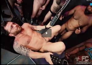 Pig Week Orgy 2019, Part 2 [Bareback] Rikk York, Ray Diesel, Rogue Status, Zack Acland, Riley Mitchel, FFurryStud, Aaron Trainer