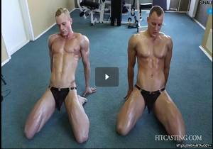 Dmitry & Stas: Gladiator Workout Challenge