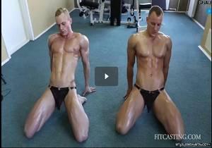 Dmitry & Stas: Gladiator Workout Challenge