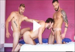 Refuge Part 3 – Max Adonis, Tyler Berg & Ricky Blue