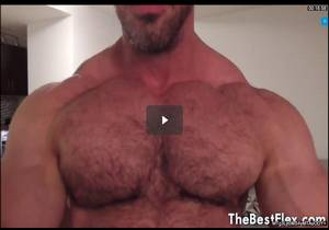 JohnnyMuscleX – Oiled Up Muscle and Shower