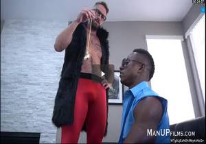 Hot Cop (Liam Cyber) Gets Mind Fucked by Wesley Woods