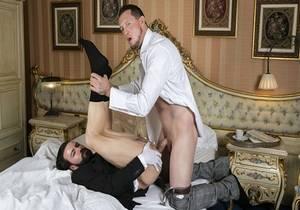 "Miguel Angel, Pierce Paris ""Butler Service"""