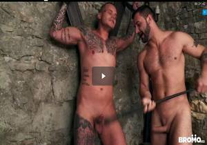 Dungeon Raw – Vito & Ryan Cage
