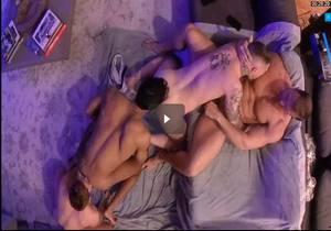 Bareback orgy full length Austin Wolf, Danny Gunn, Jay Alexander & Gabriel Cross