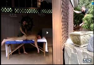 Couples Massage Part 2 – Ashton McKay, Beaux Banks & Cliff Jensen