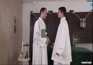 Altar Training – Father Fiore & Mason Anderson