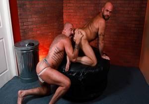 Daddys In The Bear Den – Jack Dyer & Jax Hammer