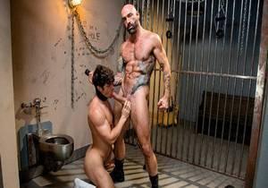 Submission Prison, Scene #03 – Drew Sebastian & Devin Franco
