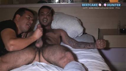 Chico – Dark Motel encounter with a 8″ straight cock