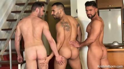 Marcos Oliveira, Lucio Saints & Dann Grey – Behind The Scenes: Latino Trio