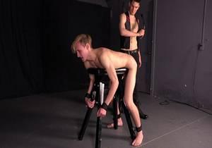 Captive Blonde – Part 5