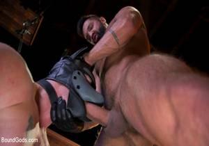 BG – Housebroken – Beefy Underwear Pervert Breaks Into The Wrong House – Mac Savage & Dominic