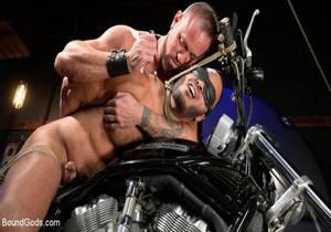 BG – Rode Hard – Dillon Diaz Dominated On Michael Romans Motorcycle
