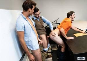 MEN – A Lesson In Love – Tim Hanes, Scott DeMarco & Damien Kyle