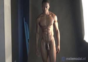 MM – Jay very athletic model