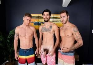 NDB – The Awkward Boner – Carter Woods, Justin Matthews & Leeroy Jones