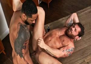 RS – Loaded, Muscle Fuck! – Riley Mitchel & Jaxx Maxim