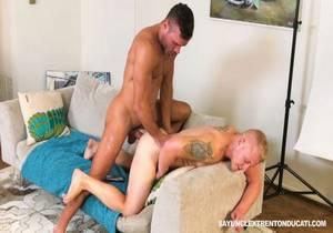 SUXTD – Fucking Leo – Leo Luckett & Manuel Skye
