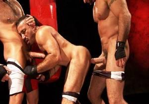 TM – Full Fetish – Spencer Reed, Alessio Romero & Lance Navarro