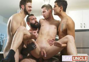 TWT – Trading The Boys – Gabriel Clark,Markus Kage,Benjamin Blue & Alex Montenegro