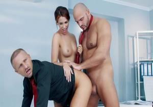 WNB – Payday! Scene 4 – Ani Blackfox, Tomm & Rodrigo