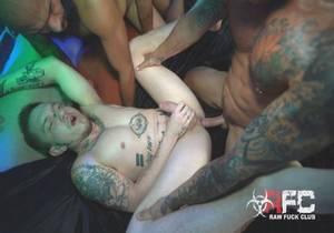 RFC – Hot Ass Foursome – Leo Forte, Dexx Morningstar, Archer Croft & August Alexander