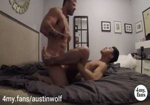 4MF – Austin Wolf fucks Jaesyun