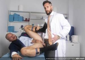 """MALEK TOBIAS, NICK NORTH """"CHECK IN WITH DR. NORTH"""""""