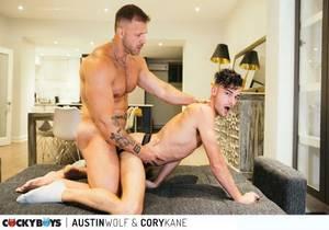 CB – Austin Wolf & Cory Kane Quickie