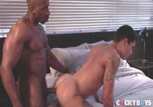 CB – Clark Davis & Max Konnor Enjoy a Quickie