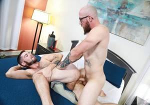 EBD – Gag On My Big Cock – Dustin Steele & Jack Winters