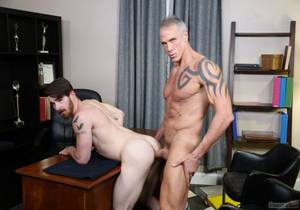 FC – The Principals Office Part 2 – My Best Friends Stepdad Is Gay – Nick Milani & Dallas Steele