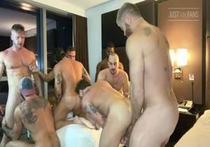 OF – Jake Nicola Orgy – Part 2