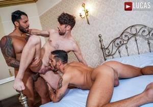 LE – Rail That Ass Raw – Drew Dixon, Valentin Amour & Viktor Rom