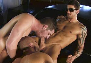 NDS – The Long Cock of the Law – Tyler Torro , Andrew Stark & Rod Daily