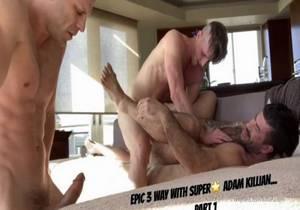 TBCM – Epic 3 Way with Super Star Adam Killian
