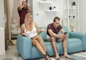WNB – Bi Family Secrets Vol. 2 Scene 1 – Daddy Please! – Cayla Lyons, Mike & Adam