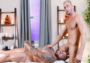 Sean Duran, Armando De Armas «Deep Hard Massage» (Bareback)